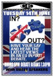 EU Debate ..have your say