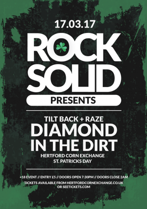 ROCK SOLID PRESENTS