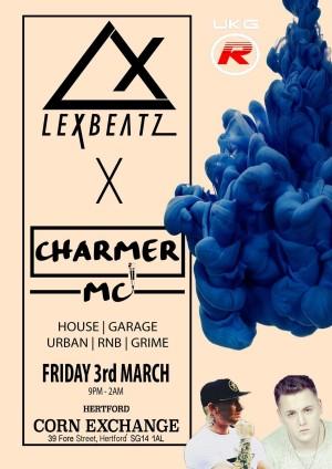 Lexbeatz & Charmer MC