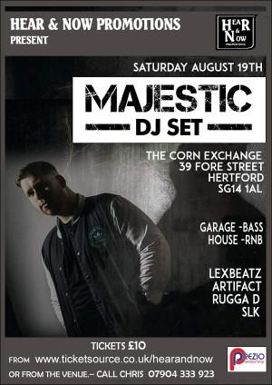 Majestic DJ Sets