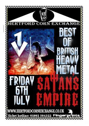 Best of British Heavy Metal