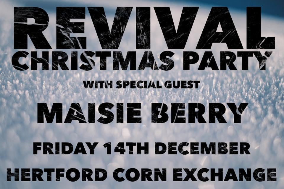 Revival Christmas Party